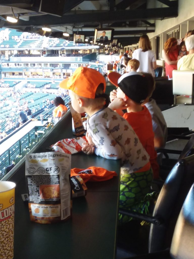Orioles pic Kunkle boys